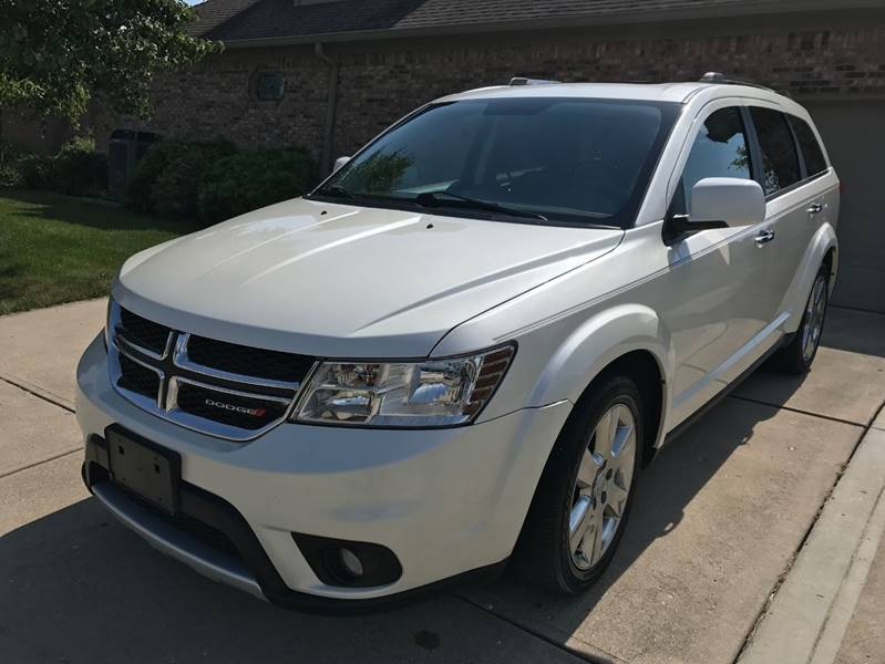 2013 Dodge Journey AWD Crew 4dr SUV - Greenwood IN