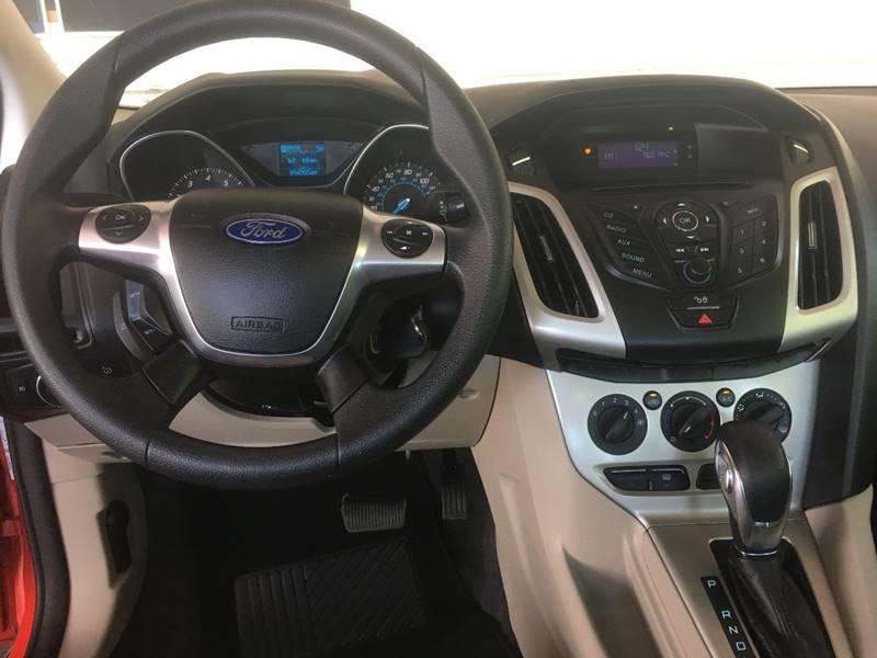 2012 Ford Focus SE 4dr Sedan - Greenwood IN