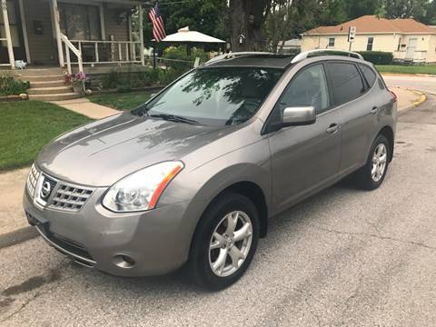 2008 Nissan Rogue for sale in Greenwood, IN