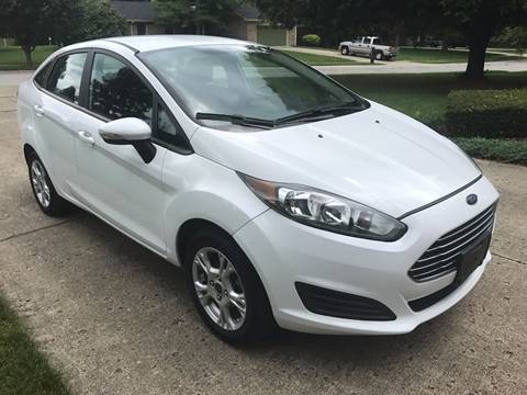 2014 Ford Fiesta for sale in Greenwood, IN