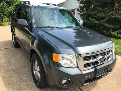 2008 Ford Escape for sale in Greenwood, IN