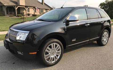 2010 Lincoln MKX for sale in Greenwood, IN