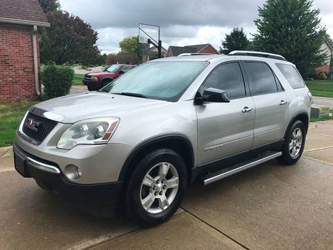 2007 GMC Acadia for sale in Greenwood, IN