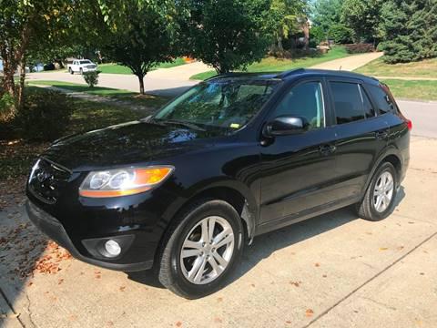 2011 Hyundai Santa Fe for sale in Greenwood, IN