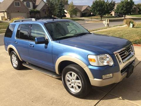 2009 Ford Explorer for sale in Greenwood, IN