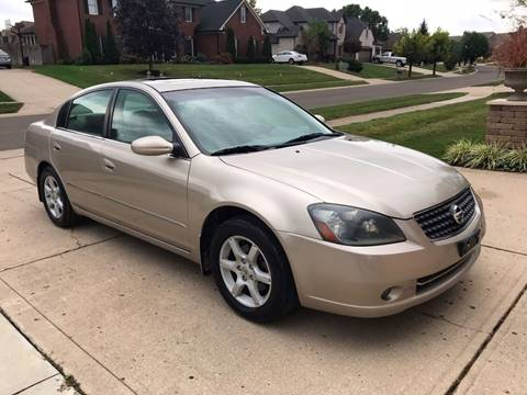 2005 Nissan Altima for sale in Greenwood, IN