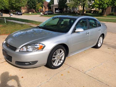 2010 Chevrolet Impala for sale in Greenwood, IN