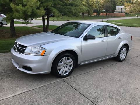 2012 Dodge Avenger for sale in Greenwood, IN