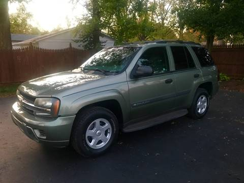 2003 Chevrolet TrailBlazer for sale in Greenwood, IN