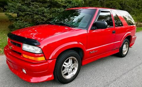 2002 Chevrolet Blazer for sale in Greenwood, IN