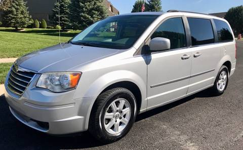 2010 Chrysler Town and Country for sale in Greenwood, IN