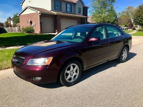 2006 Hyundai Sonata for sale in Greenwood, IN