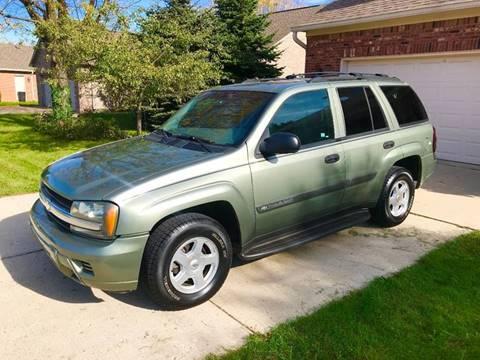 2003 Chevrolet TrailBlazer for sale in Greenwood, IN
