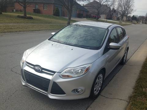 2012 Ford Focus for sale in Greenwood, IN
