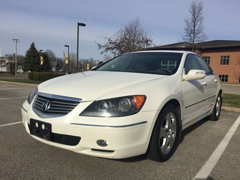 2005 Acura RL for sale in Greenwood, IN