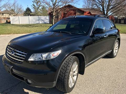 2003 Infiniti FX45 for sale in Greenwood, IN