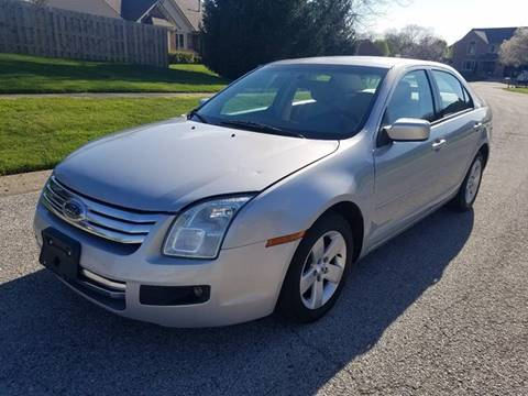 2006 Ford Fusion for sale in Greenwood, IN