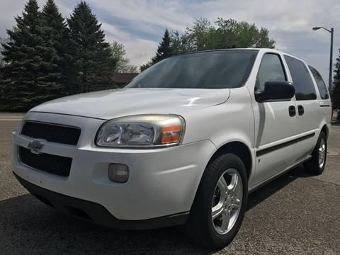2008 Chevrolet Uplander for sale in Greenwood, IN