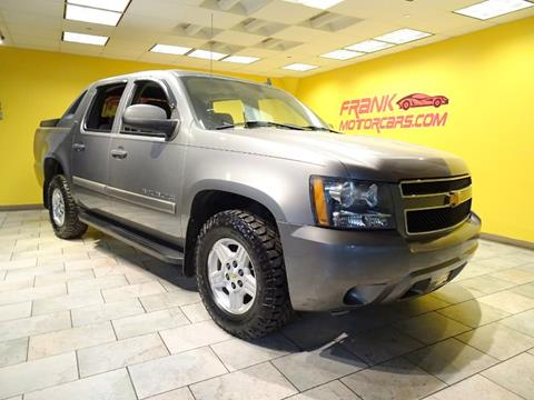 2007 Chevrolet Avalanche for sale in Elmwood Park, NJ