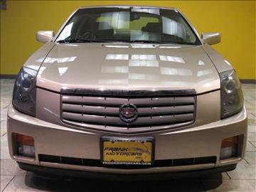 2005 Cadillac CTS for sale in Paterson, NJ