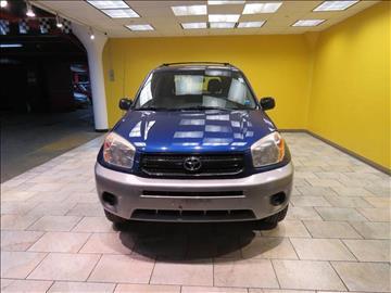 2004 Toyota RAV4 for sale in Paterson, NJ