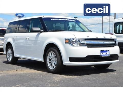 2017 Ford Flex for sale in Hondo, TX