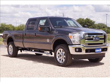 2016 Ford F-350 Super Duty for sale in Hondo, TX