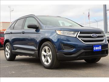 2017 Ford Edge for sale in Hondo, TX