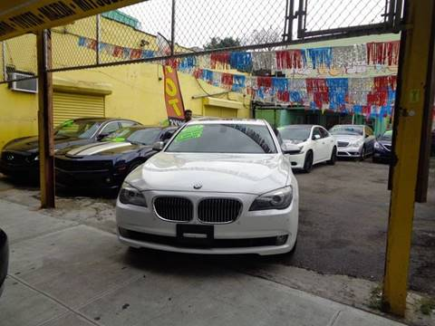 bmw for sale in brooklyn, ny r \u0026 r cheap car auto sales2012 bmw 7 series 750li xdrive