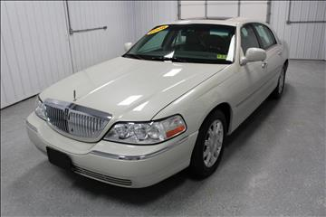 2006 Lincoln Town Car for sale in Union Town, PA