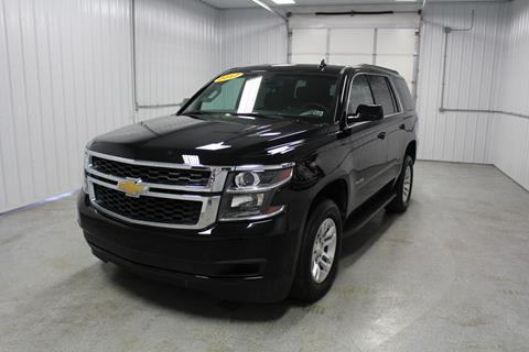 2017 Chevrolet Tahoe for sale in Union Town, PA