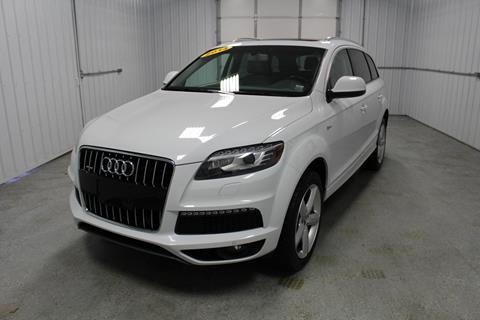 2014 Audi Q7 for sale in Union Town, PA