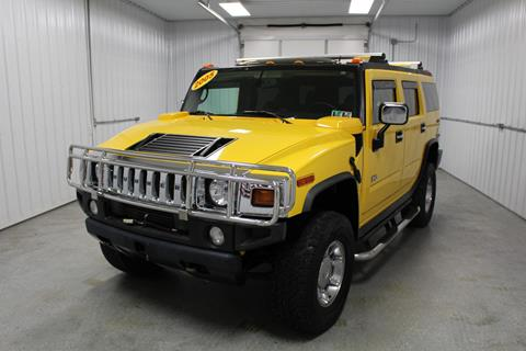 2005 HUMMER H2 for sale in Union Town, PA