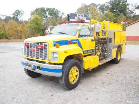 1993 GMC C7500 for sale in Union Town, PA