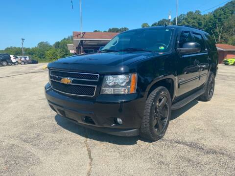 2014 Chevrolet Tahoe for sale at Elite Motors in Uniontown PA