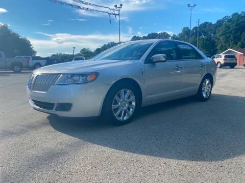 2012 Lincoln MKZ Hybrid for sale at Elite Motors in Uniontown PA