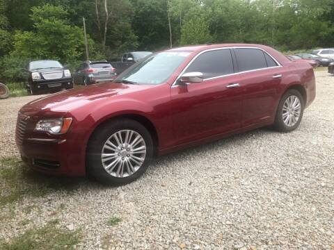 2014 Chrysler 300 for sale at Elite Motors in Uniontown PA