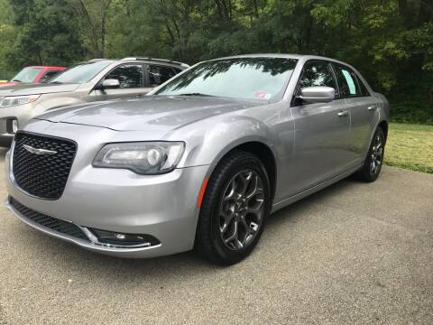 2017 Chrysler 300 for sale at Elite Motors in Uniontown PA