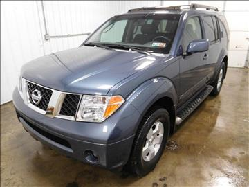 2007 Nissan Pathfinder for sale in Union Town, PA