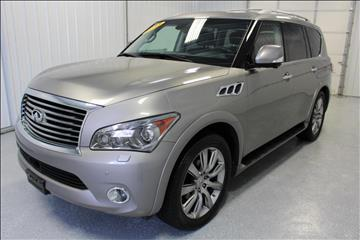 2012 Infiniti QX56 for sale in Union Town, PA