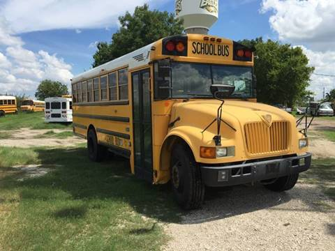 2004 IC Bus CE Series for sale in Cypress, TX