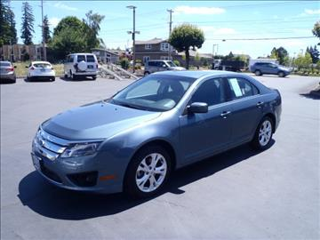 2012 Ford Fusion for sale in Gresham, OR