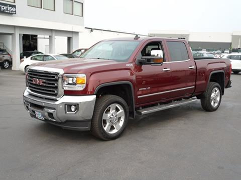 2016 GMC Sierra 2500HD for sale in Gresham OR