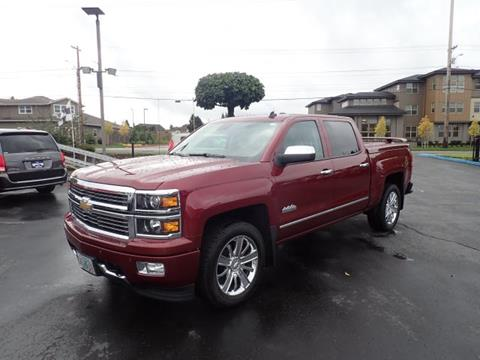 2014 Chevrolet Silverado 1500 for sale in Gresham, OR