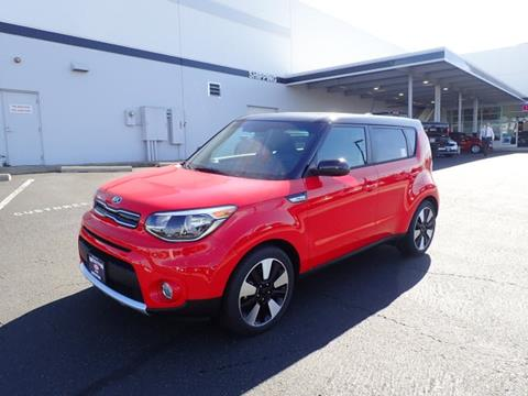 2018 Kia Soul for sale in Gresham OR