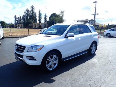 2015 Mercedes-Benz M-Class for sale in Gresham OR