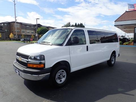 2015 Chevrolet Express Passenger for sale in Gresham, OR