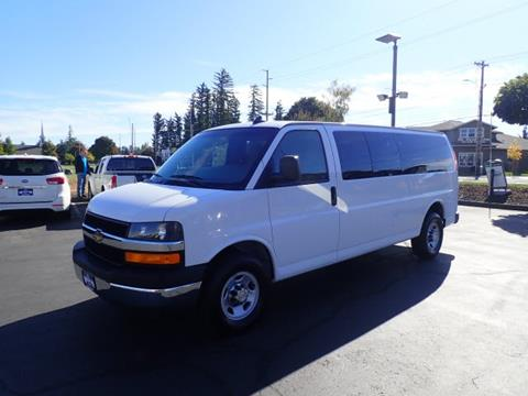 2017 Chevrolet Express Passenger for sale in Gresham, OR