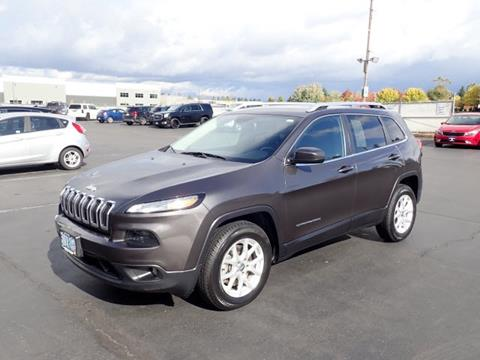 2015 Jeep Cherokee for sale in Gresham OR
