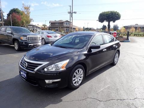 2015 Nissan Altima for sale in Gresham, OR